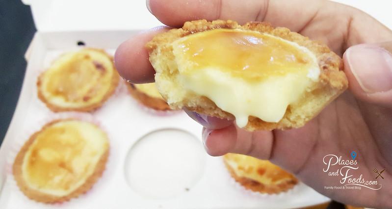 kajang happy happy cheese tart filling