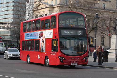 London Sovereign VH3 BD13OHW