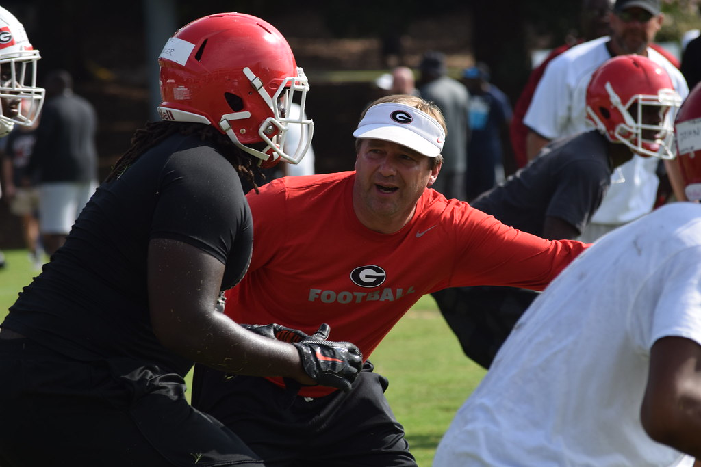 Kirby Smart Camp: July 16, 2016