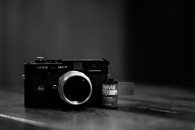 Leica M4-P & Velvia