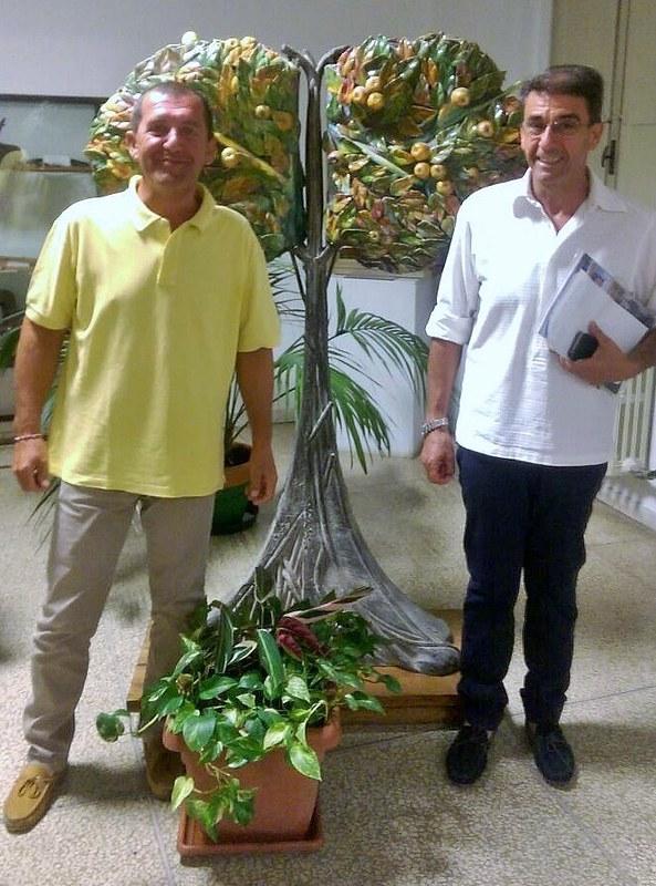 Avvicendamento in Consiglio Comunale: Nella lista Cambiamo Insieme, Lucio Borghesi subentra a Elisabetta Grillini