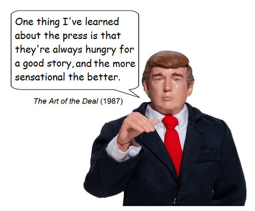 Trump on the Media