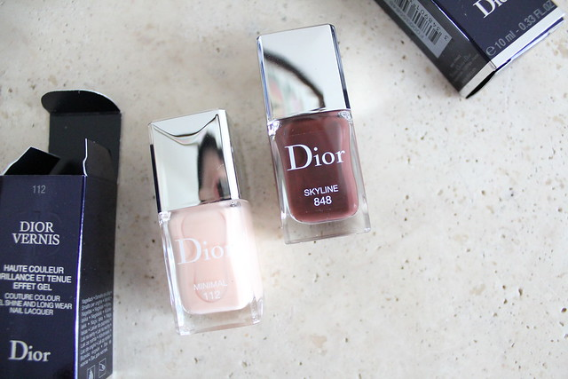 Dior Vernis fall 2016 skyline review