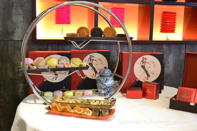7.Dynasty Restaurant Renaissance Hotel KL 2016 Mooncake