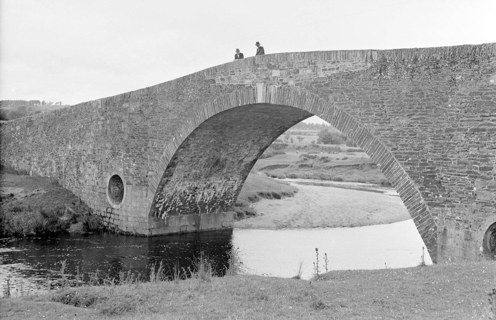 Humphreystown Bridge, Blessington, Co. Wicklow. | by National Library of Ireland on The Commons