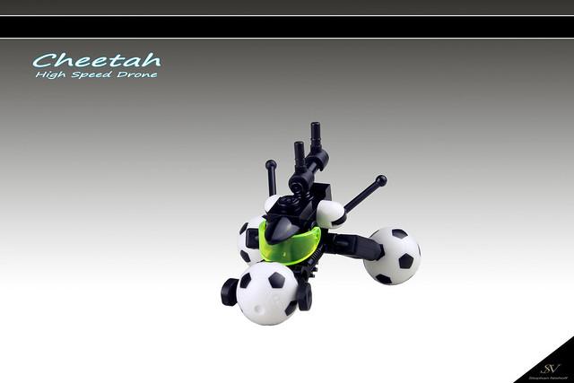 Speeddrone