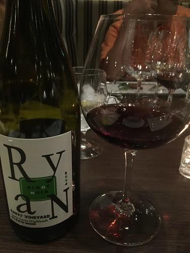 Ryan Pinot Noir Garys' 2004