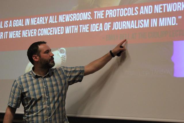 Journalism & Public Information Programme on New Threats