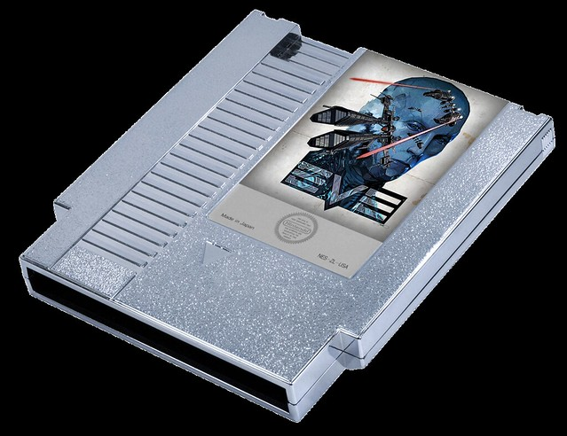Drifter Wars Game Cartridge