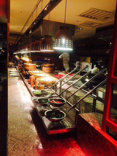 [新北最大自助餐] 品花苑自助式餐廳環遊全世界的美味無國界 (7)